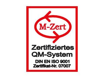 Rezertifizierung des QM-Systems nach ISO9001:2008